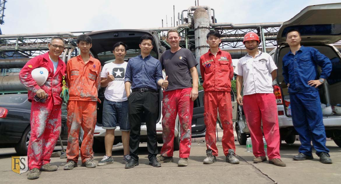 fire protection services in China
