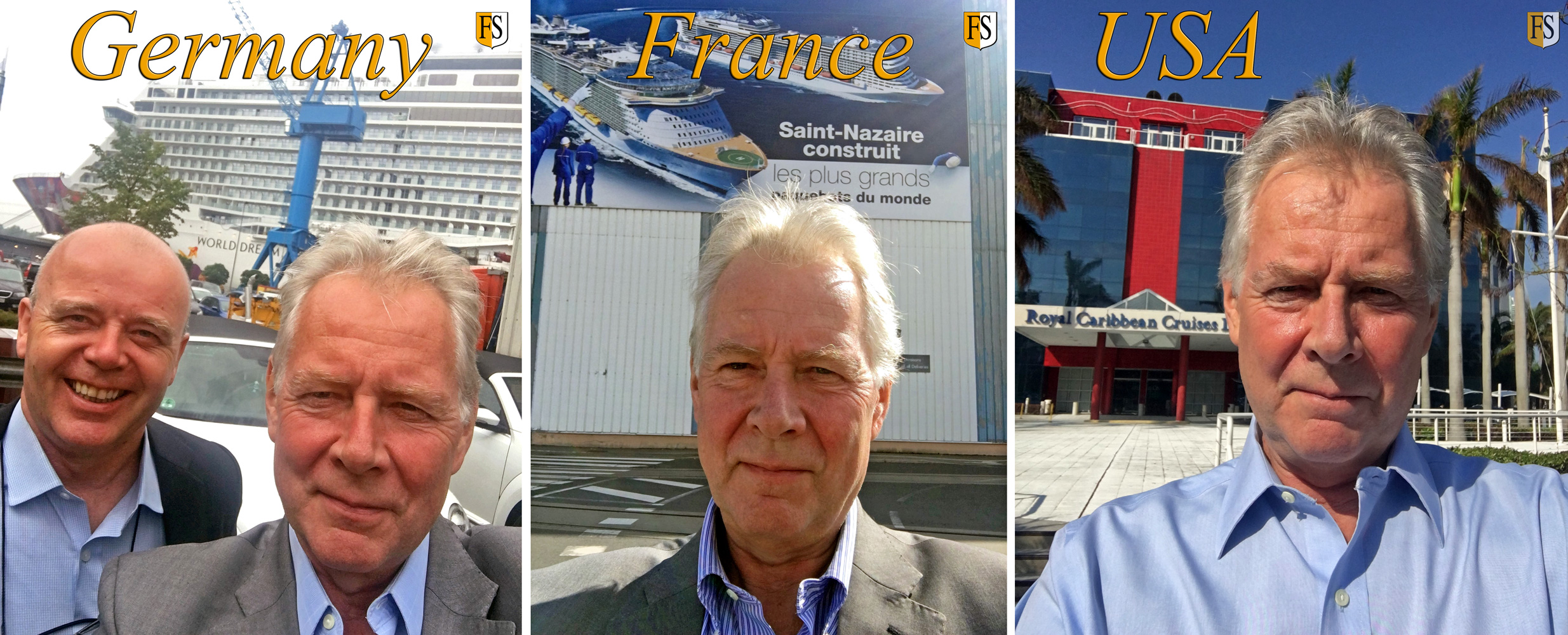Fire Security discussing new projects in Germany-France-USA
