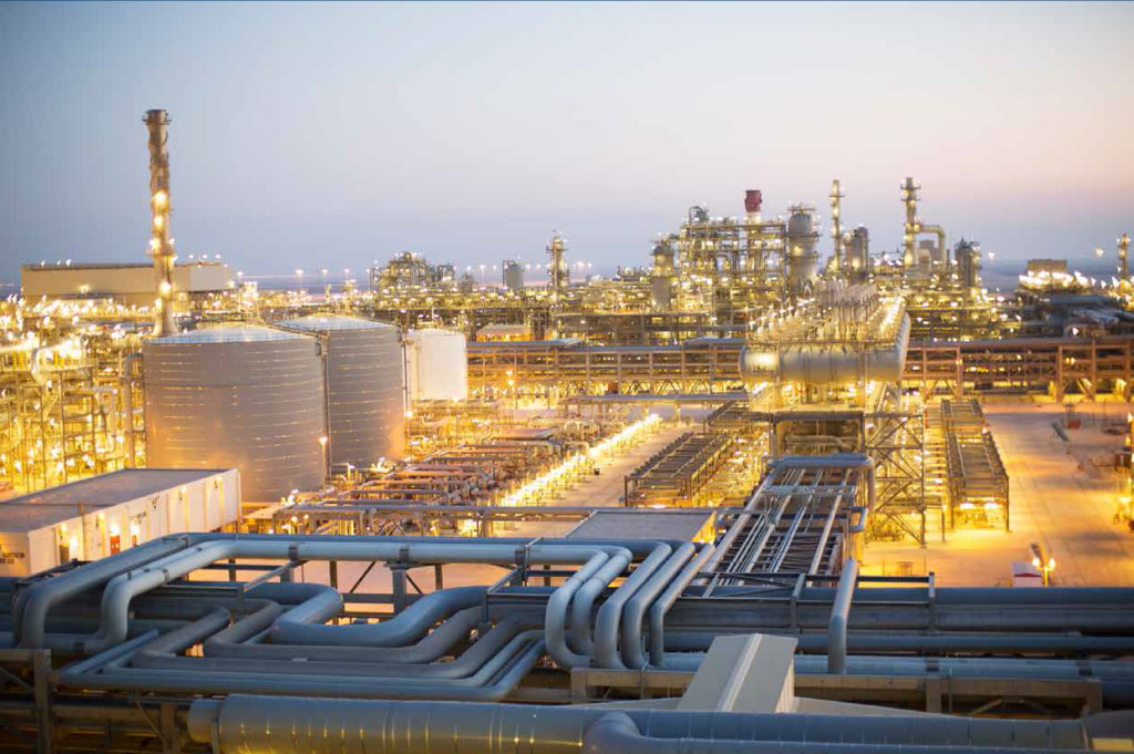 Fire Security protects cables at LNG refinery