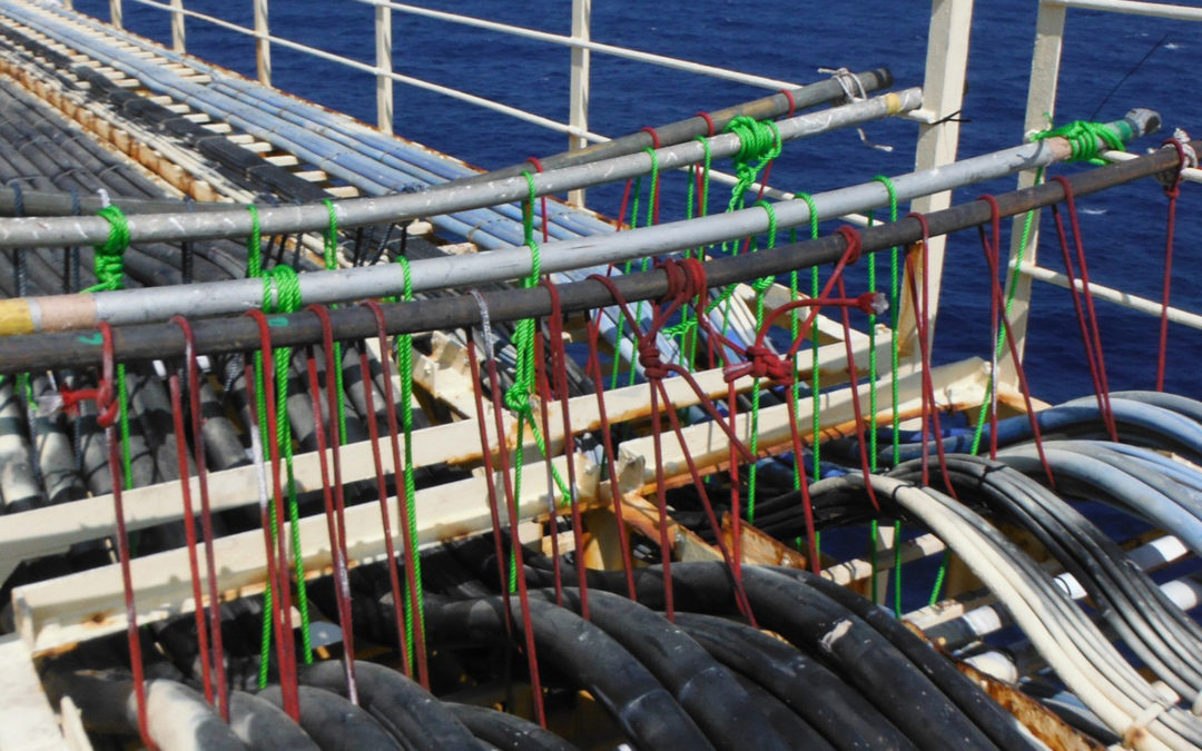 BROCHURE: Lifetime extension, repair and fire protection of electrical cables for ships.