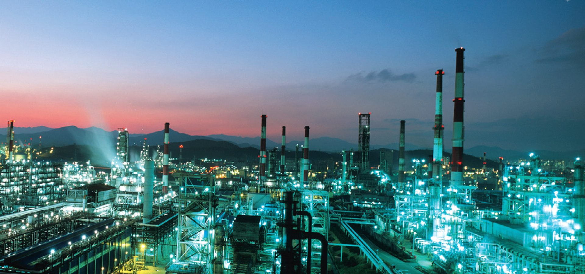 Yeosu-Petrochemical-Complex